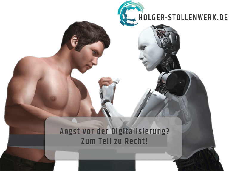 Vernichtet die Digitalisierung Arbeitzplätze?